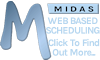 MIDAS - Web Based Room Booking & Resource Scheduling Software