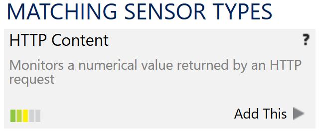 PRTG Sensors Addon   MIDAS Room Booking & Resource